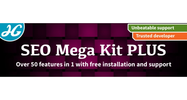opencart Mega Kit PLUS Seo插件SEO Mega Kit PLUS