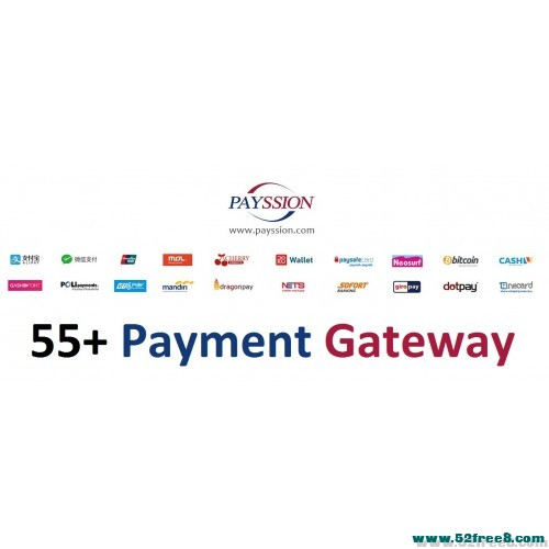 Opencart派付通收款插件Payssion Payment Gateway for Opencart By Sainent